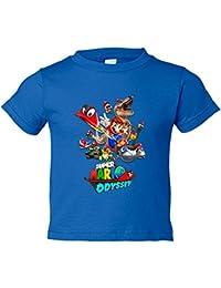 Camiseta niño Super Mario Odyssey da6874c02af