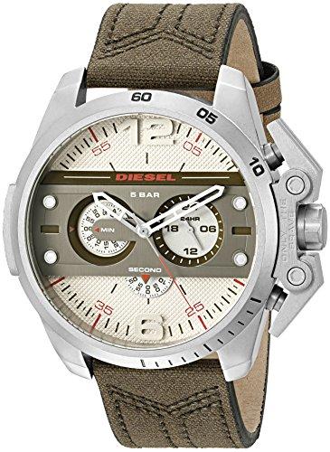 51g1w05QoLL - Diesel DZ4389 Champagne Mens watch