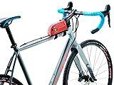 Deuter Fahrradtasche Energy Top Tube Fire Red