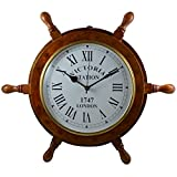 Craftuno Handcrafted Wooden Nautical Whe...