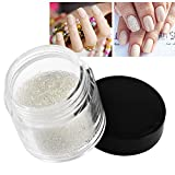 10g Mini Cristallo perline per unghie Decorazione trasparente perline di vetro splendente Undefiled Manicure Accessori Nail DIY Decori Forniture