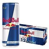 Produkt-Bild: Red Bull Energy Drink 12 x 250 ml Dosen Getränke 12er Palette