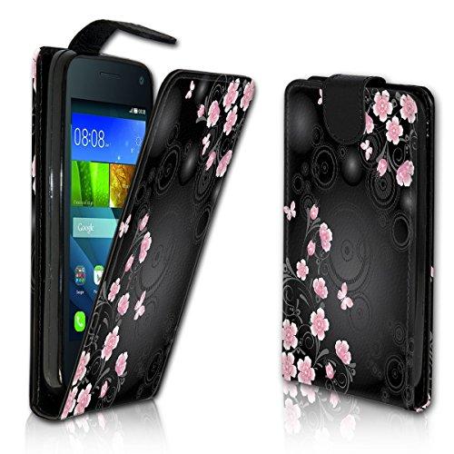 Vertikal Flip Style Handy Tasche Case Schutz Hülle Schale Motiv Etui Karte Halter für Apple iPhone 5 / 5S - Variante VER34 Design7 Design 2