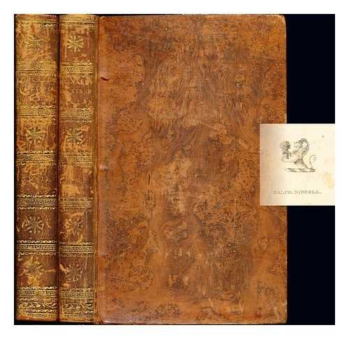 Memoirs of the courts of Berlin, Dresden, Warsaw, and Vienna, in the years 1777, 1778, and 1779 / By N. William Wraxall, Esq. In two volumes