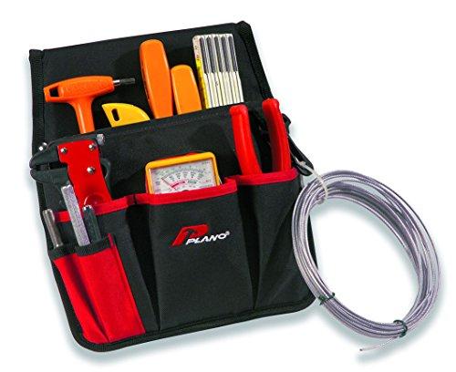 Plano Werkzeugtasche aus verstärktem Stoff, 534TB