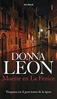 Muerte en La Fenice de [Leon, Donna]