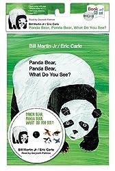Panda Bear, Panda Bear, What Do You See? (Brown Bear and Friends) by Bill Martin (2011-07-19)