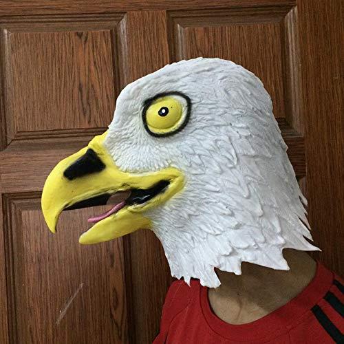 Adler Karneval Kostüm - SAILORMJY Maske Halloween, Cosplay Maske
