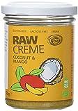 Simply Raw Crema Crudivegana de Coco y Mango - 170 gr