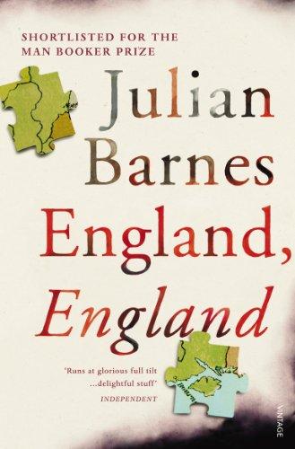 England, England por Julian Barnes