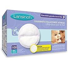 Discos de protección (de lactancia) de Lansinoh