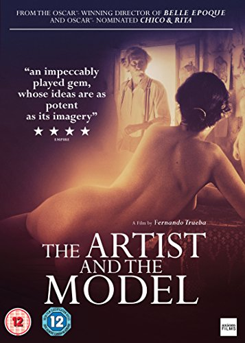the-artist-and-the-model-dvd
