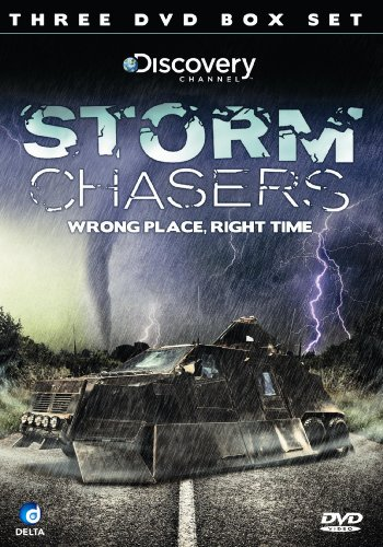 Bild von Storm Chasers - Wrong Place, Right Time [DVD]