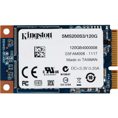 Kingston SSDNow mS200 120GB Details