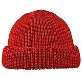 Modas Schippermütze - kurz, Farbe:rot