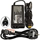 Lite-am® 20V 3.25A 65W Laptop AC Adapter Power Supply Charger + UK Mains Lead for Lenovo Essential G505 G505s G700, Lenovo Flex 10 14 15 14D 15D Lenovo ThinkPad Helix X1 Lenovo ThinkPad Yoga S240