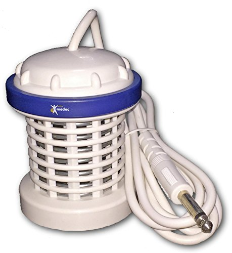 Medec Detox Zink Elektrode (Array) für Elektrolysefußbad
