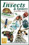 Naipes Patrimonio insectos y arañas Baraja