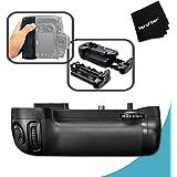 Pro Series Multi Power Battery Grip for Nikon D7100 DSLR Camera
