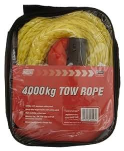 Maypole 6097A 4m x 4000Kg Tow Rope