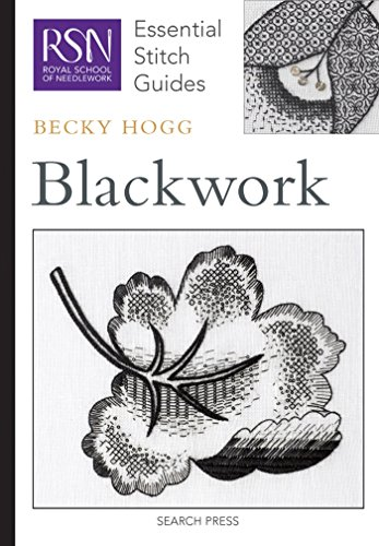 Blackwork (Essential Stitch Guides) Blackwork-design