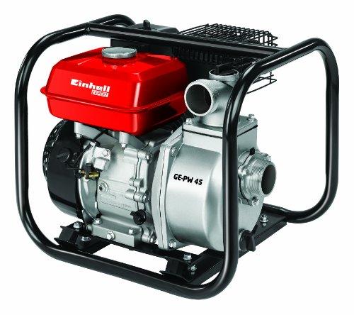 Einhell Benzin Wasserpumpe GE-PW 45 4,8 kW | max. 23000 l/h | max.26 m