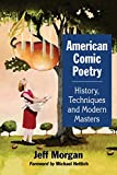 American Comic Poetry: History, Techniques and Modern Masters