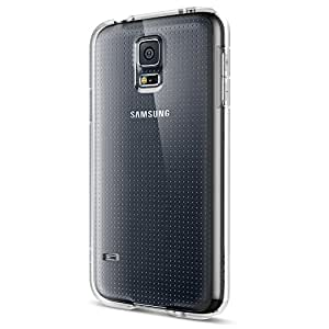 Spigen Ultra Fit Coque pour Samsung Galaxy S5 Transparent