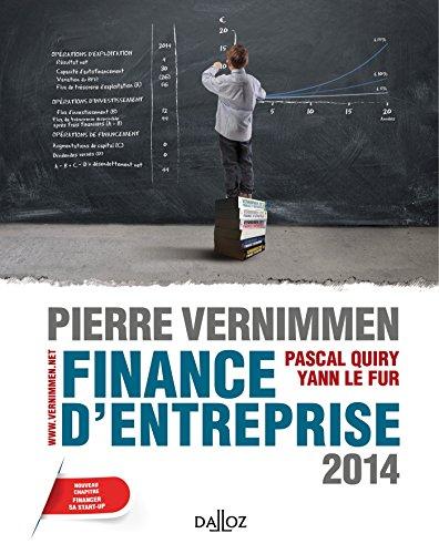 Vernimmen Finance Dentreprise Pdf