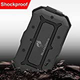 Blazedrive 2.5 External Hard Drive/SSD Enclosure Case with Shockproof and Waterproof &USB 3.0+UASP