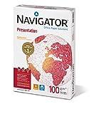 Navigator Presentation Kopierpapier A3 100g weiß sehr hohe Weiße