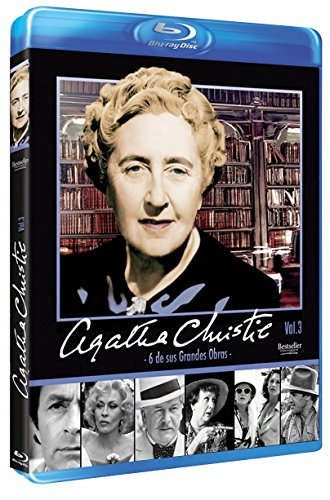 Agatha Christie – Coleccion – Vol. 3 [Blu-ray] 51g2Ch250rL