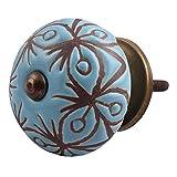 IndianShelf 2 Piece Handmade Ceramic Tur...