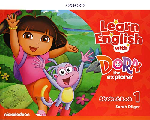 Learn English with Dora the Explorer 1. Class Book (Learn with Dora the Explorer)