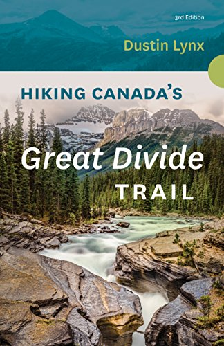 Rocky Lynx (Hiking Canada's Great Divide Trail - 3rd Edition (English Edition))
