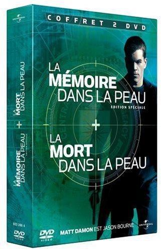 La Mort dans la peau / La mémoire dans la peau [2 DVD Box] [Import mit deutschen Untertiteln]