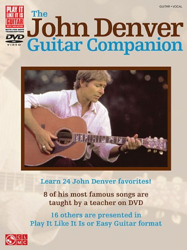 Price comparison product image The John Denver Guitar Companion [With DVD] (Play It Like It Is Guitar)