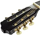 Navarra NV16PK - Guitarra clásica 1/2, color negro
