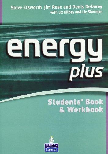 Energy plus italian. Student's book-Worbook. Per le Scuole superiori. Con CD Audio