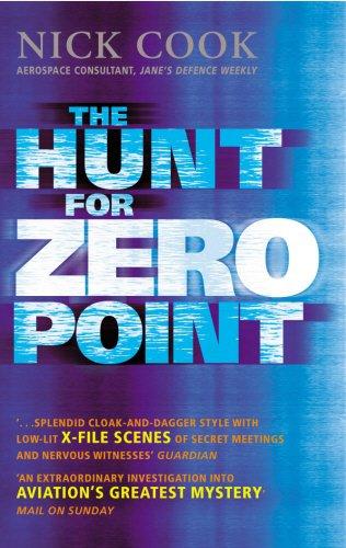 Hunt For Zero Point par Nick Cook