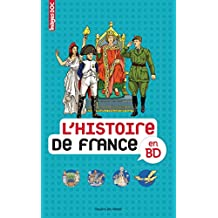 L'histoire de France en BD