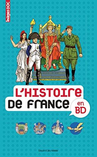 L'histoire de France en BD par ANNE-LAURE FOURNIER LE RAY