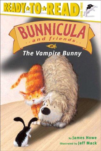 The Vampire Bunny (Bunnicula and Friends) por James Howe