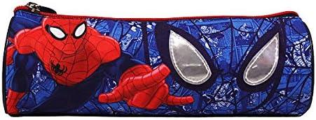 Marvel Ultimate Spider Femme Trousse Corps cylindrique Trousse officielle B075PKBG9T | Les Consommateurs D'abord
