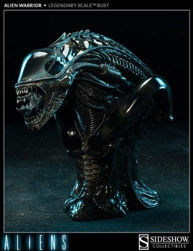 Aliens / Alien Warrior Legendary Scale Bust by Sideshow 5