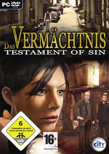 Testament of Sin: Das Vermächtnis