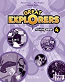 Great Explorers 4: Activity Book - 9780194507608