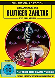 Blutiger Zahltag - Filmart Giallo Edition [Limited Edition]