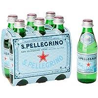 San Pellegrino agua mineral con gas 6 x 250ml
