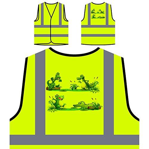 crocodile-comic-nature-funny-cartoon-personalized-hi-visibility-yellow-safety-jacket-vest-waistcoat-